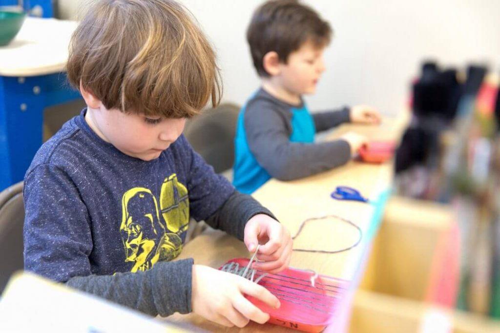 Raleigh Preschool Search Follow the Child